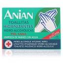 Toallitas con Hidroalcohólico Anian