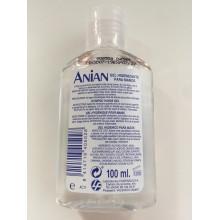 Gel Hidroalcohólico de manos Anian