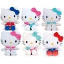 Peluche Hello Kitty Beanbags T/100