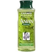 Champú Revitalizante Anian Aloe Vera 400ml